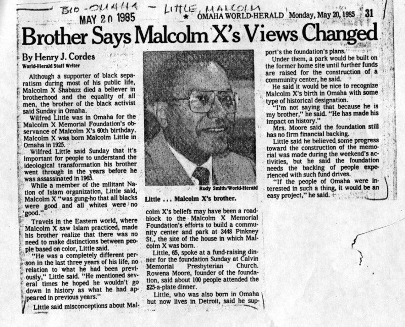 an analysis of malcolm x warns it shall be the ballot or the bullet Rhetorical analysis of malcolm x's speech, the ballot or the bullet - malcolm x: his very name is a stab to the beliefs of the white supremacists of his time x symbolizing the rejection of slave-names' and the absence of an inherited african name to take its place.